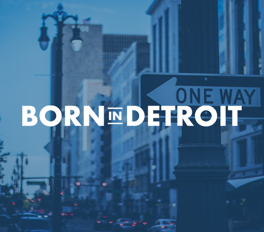 8 Mile Vodka: Born in Detroit